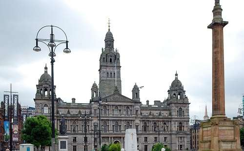 george square things to do in glasgow scotland